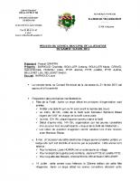 Conseil Municipal Jeunesse du 18 04 2015