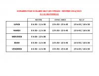 Horaires pôle maternelle (PDF – 167.07 Ko)
