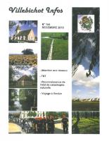 Villebichot Infos Décembre 2015