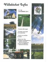 Villebichot Infos Novembre 2014
